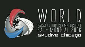 2016 FAI World Parachuting Championships - Mondial @ Chicago | Chicago | Illinois | Spojené státy americké