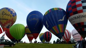 Mistrovství České republiky v balónovém létání @ Uherské Hradiště | Uherské Hradiště | Zlínský kraj | Česko