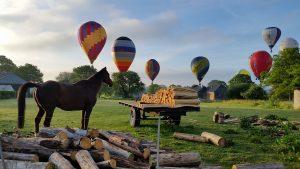 Mistrovství světa v létání horkovzdušnými balóny @ Groß-Siegharts, Rakousko | Groß-Siegharts | Lower Austria | Rakousko