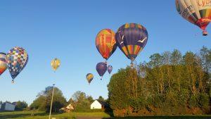 Balóny nad Bezdězem @ Bezděz | Doksy | Česko