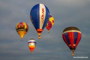 Mistrovství České republiky v balónovém létání @ letiště Jindřichův Hradec | Jindřichův Hradec | Jihočeský kraj | Česko