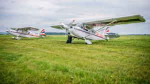 MČR letounů a MČR ADG&UNG (kluzáky)