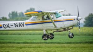 Jarní soutěž v přesném létání @ letiště Jaroměř | Královéhradecký kraj | Česko