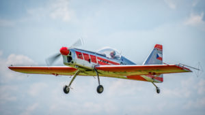 Školení akrobatických motorových pilotů @ letiště Mladá Boleslav | Mladá Boleslav | Středočeský kraj | Česko