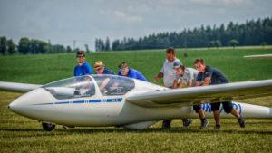 Bezmotorový seminář v letecké akrobacii @ Aeroklub České republiky | Hlavní město Praha | Česko