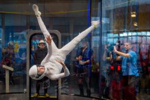 8. Otevřené MČR v Indoor Skydiving - Czech Open 2021 @ Hurricane Factory Praha | Hlavní město Praha | Česko