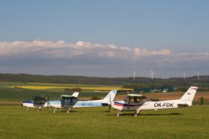 Středočeská regionální soutěž v letecké rally @ letiště Rakovník | Rakovník | Středočeský kraj | Česko