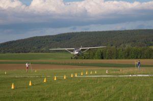 Severočeská regionální soutěž v letecké rally @ letiště Most | Most | Ústecký kraj | Česko