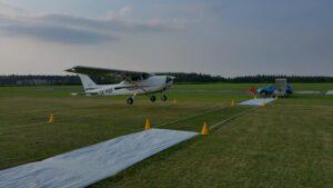 Východočeská regionální soutěž v letecké rally @ Letiště Zbraslavice | Zbraslavice | Středočeský kraj | Česko