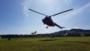 Světový pohár ve vrtulníkovém létání @ letiště Warszava | Warszawa | mazowieckie | Polsko