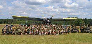 Czech Special Forces - letecko-parašutistický tábor @ Letiště Plasy | Plasy | Plzeňský kraj | Česko