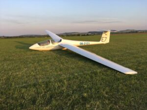 9th Two Seater and Retro Glider Aerobatic Cup @ Aeroklub Zbraslavice