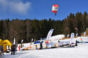 PARASKI WORLD CUP SERIES 2021 @ Ski areál Špičák na Šumavě